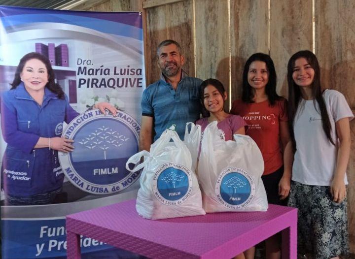 Familia Gerrero del municipio de Arauquita