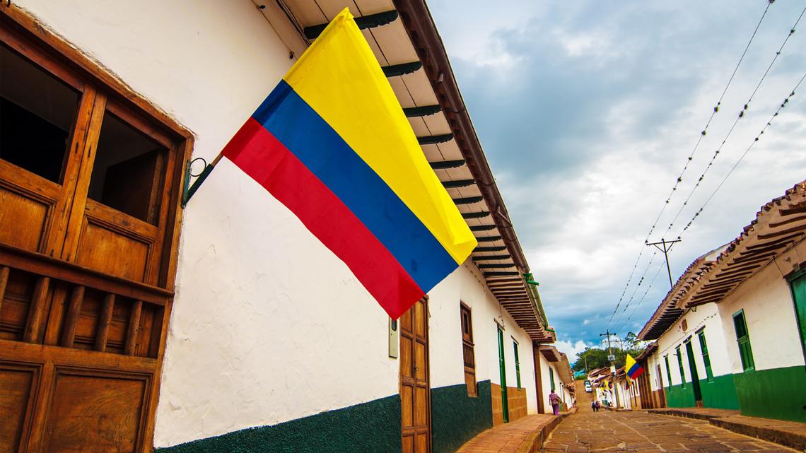 Alles over prachtige Colombia reizen