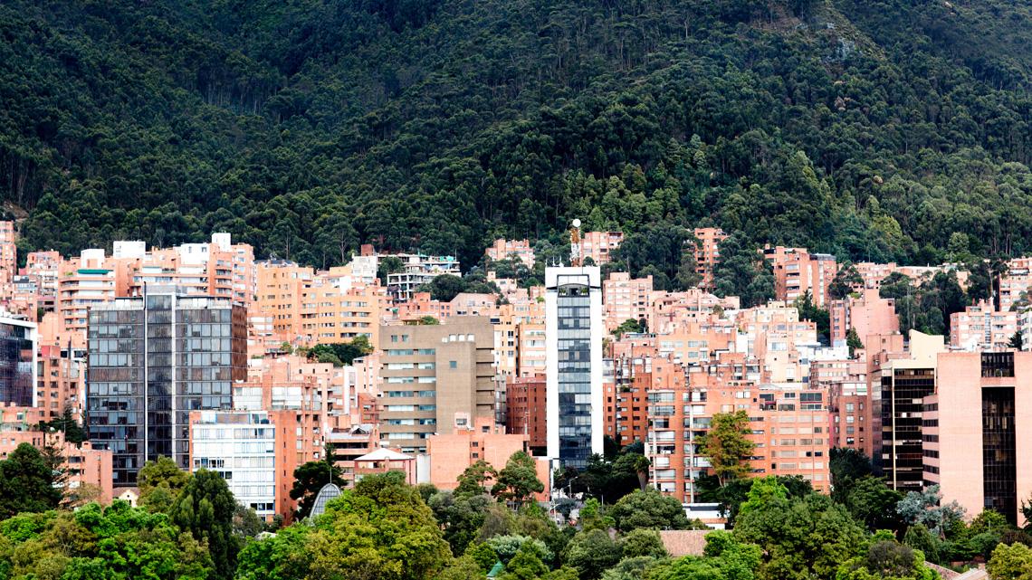 Skyline Bogota