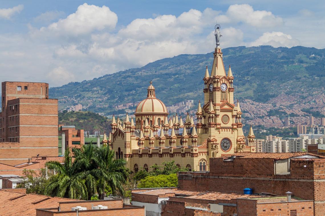 Medellín, de stad van Pablo en Botero
