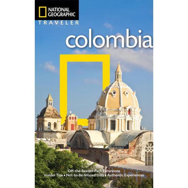 National Geographic Traveler Colombia reisgids