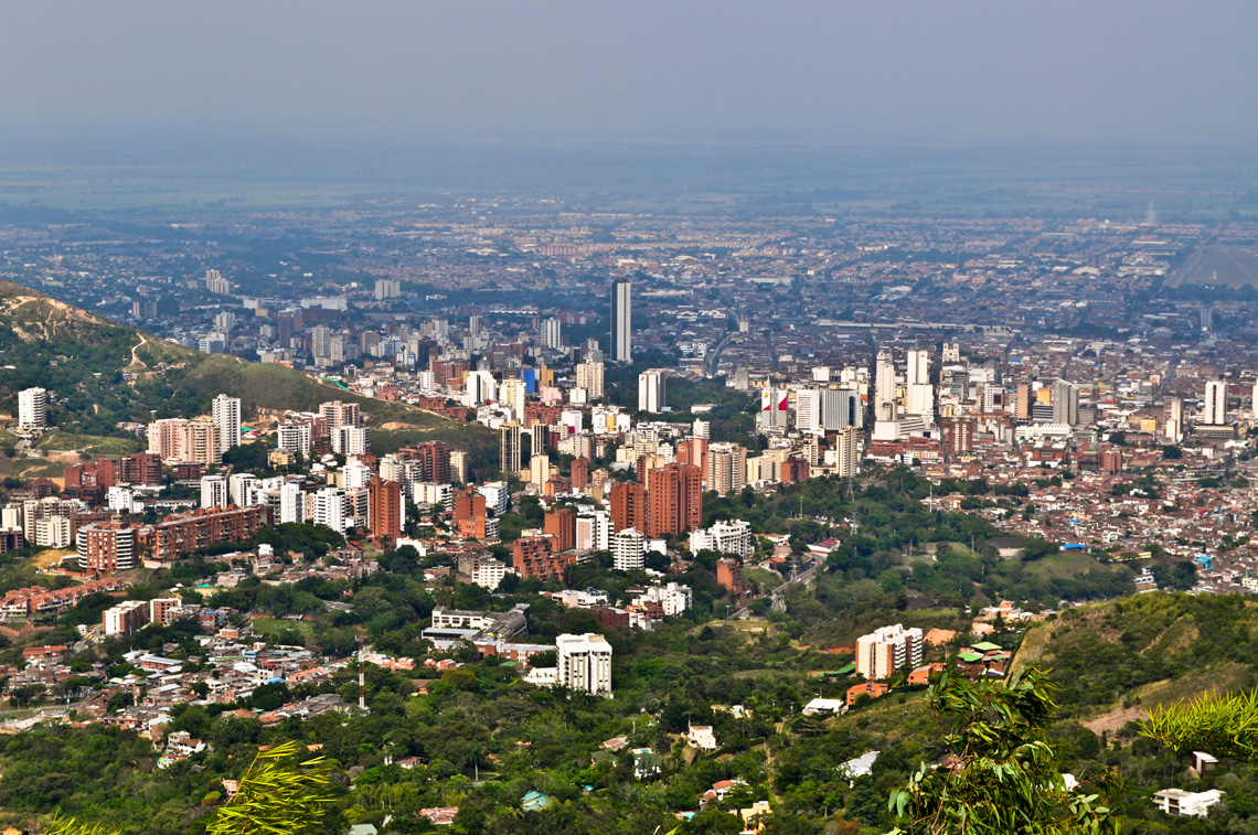 Cali Colombia stad