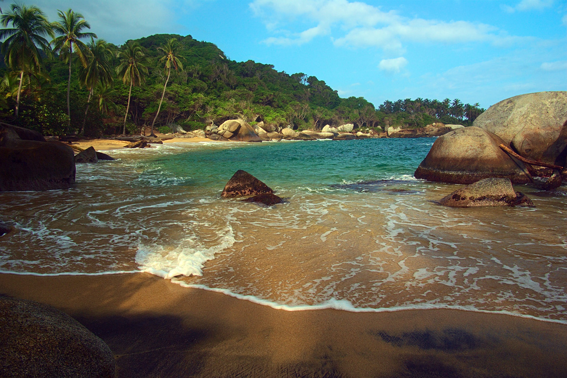 Tayrona National Park Colombia
