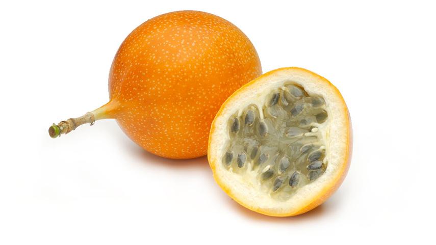 oranje vrucht garnering