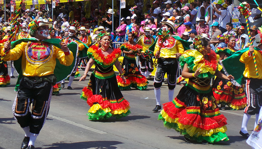 Carnaval in Colombia