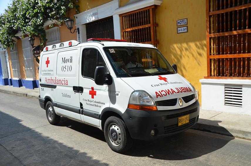 Ziek zijn in Colombia