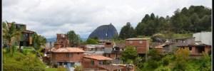 Гуатапе - департамент Антиокия