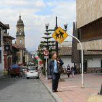 Артемий Лебедев в Колумбии