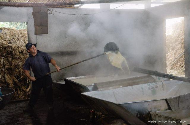 Влад Смирнов в Сан-Агустине