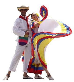 Danza-colombiana