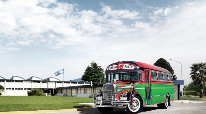 MERCEDES-BENZ EXPECTS TOTAL SUCCESS IN BUSWORLD ARGENTINA 2022