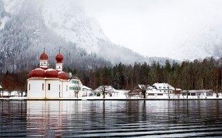 St-Bartholomews-Lake-Königssee
