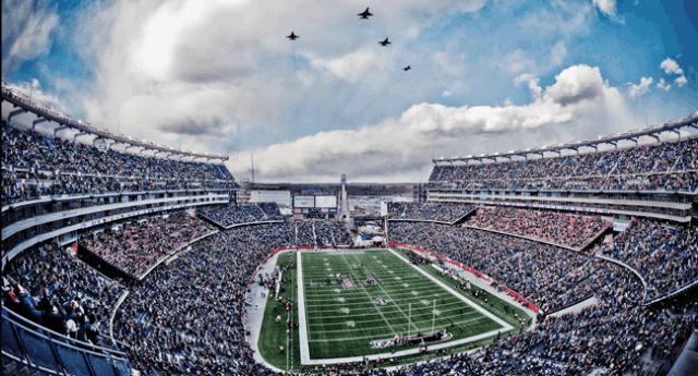 Boston (Gillette Stadium)