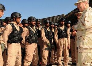 soldados colombianos en Arabia Saudita
