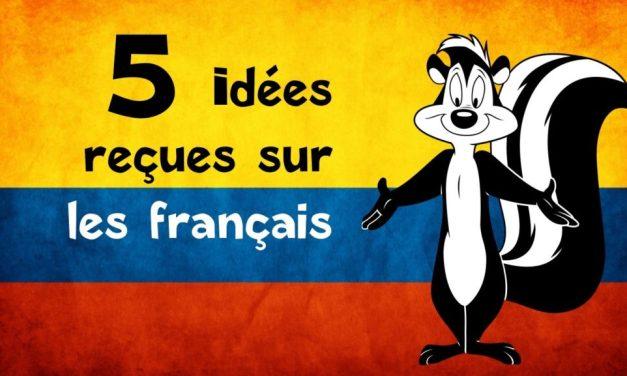Les 5 préjugés que les colombiens ont à l'égard des français