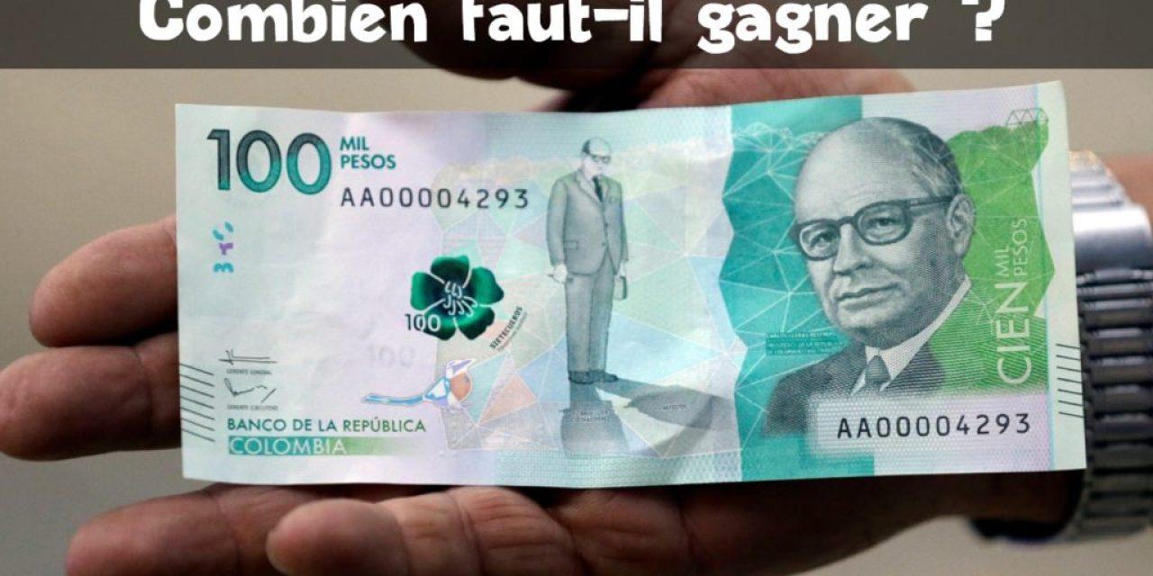 Salaire en Colombie: les questions à se poser