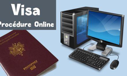 Demande de visa colombien en ligne