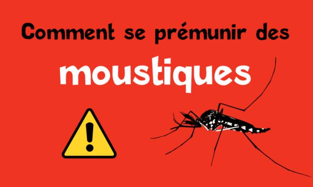 Comment se protéger des moustiques