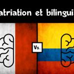 Expatriation, bilinguisme, attrition langagière
