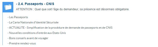 nouveau passeport français en Colombie