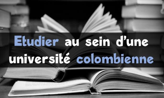 Cours en Colombie : étudier à l'université