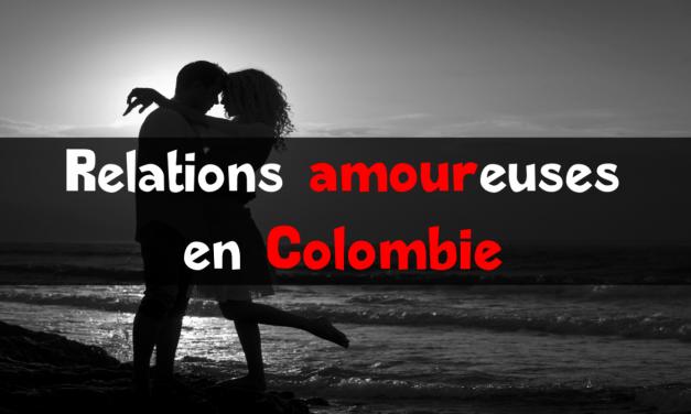 Les relations amoureuses en Colombie