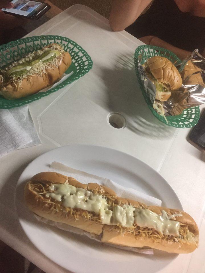 vivre chez une famille colombienne: nourriture