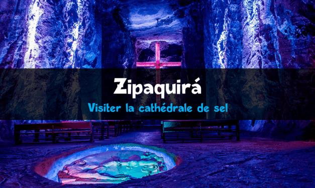 Visiter la Cathédrale de Sel de Zipaquirá