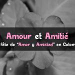 Amour et Amitié en Colombie (Amor y Amistad)