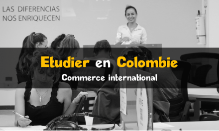 Etudier le commerce international en Colombie