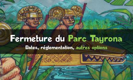 Fermeture du Parc Tayrona en 2020
