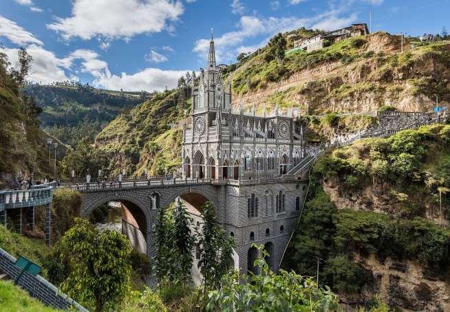 Santuario de Nuestra Señora de las Lajas