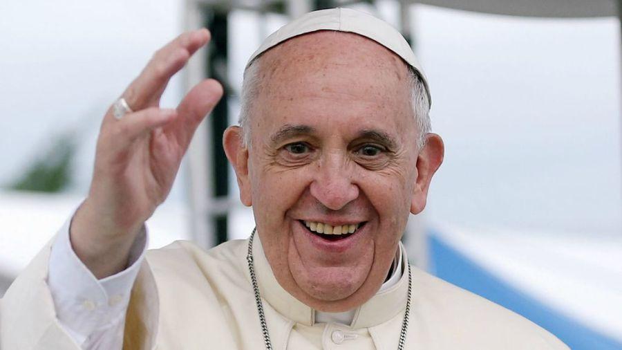 Papa francisco vídeo agradeciendo a Colombia
