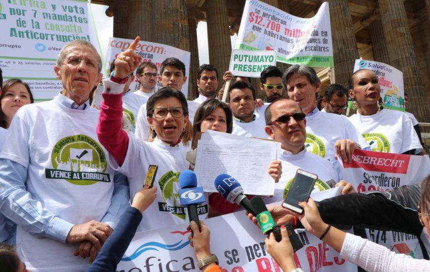 consulta anticorrupción en Colombia