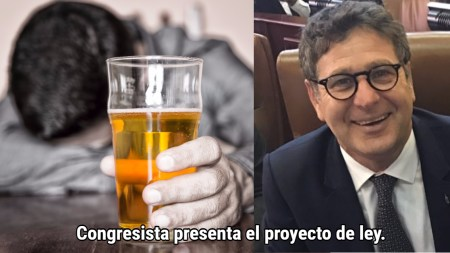 congresista de san andres alcohol