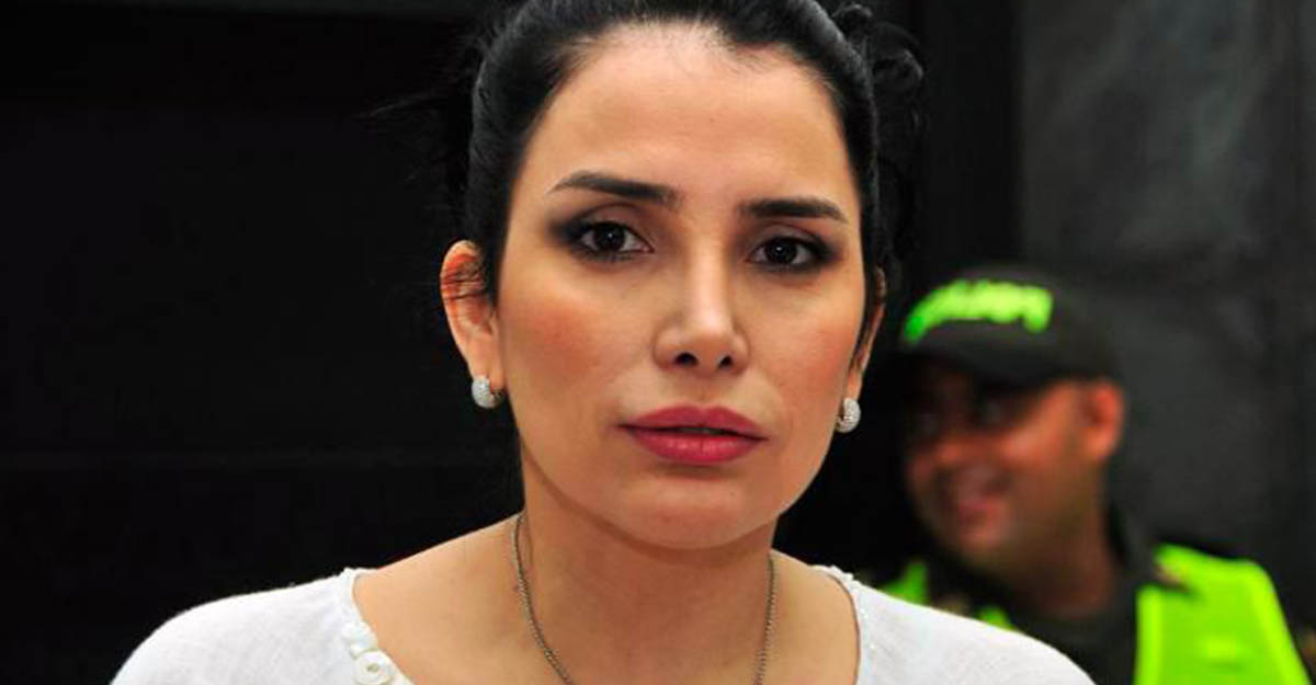 CNE permite que Aida Merlano se posesione como senadora, pero está en la cárcel