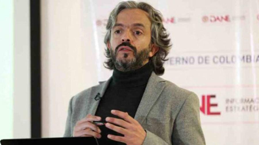director del dane juanpis gonzales
