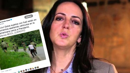 maria fernanda cabal noticia falsa twitter