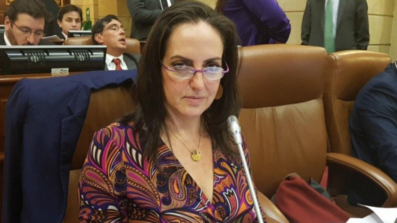 """María Fernanda Cabal explicó qué significa ser """"mamerto"""" para ella, y así  lo definió"""