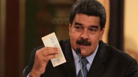 nicolas maduro indemnización venezuela