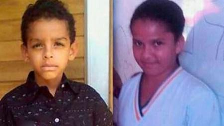 antioquia dos niños asesinados