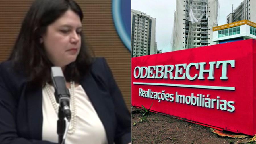 directora de odebrecht colombia bogotá metro
