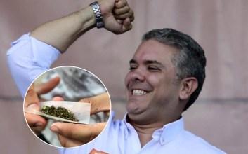 dosis minima marihuana colombia decreto duque