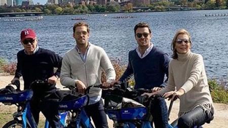 juan manuel santos bicicleta boston estados unidos
