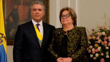 ministra de justicia ivan duque