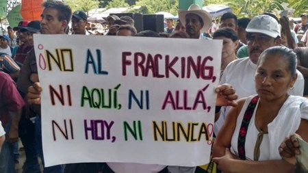 fracking colombia consejo de estado
