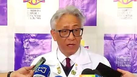 carlos eduardo valdés medicina legal pizano