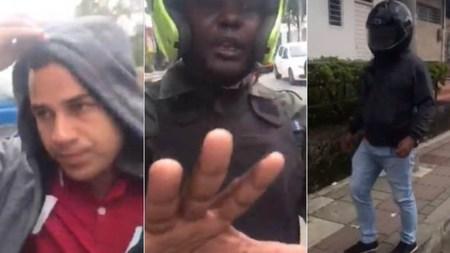 esmad infiltrado policia