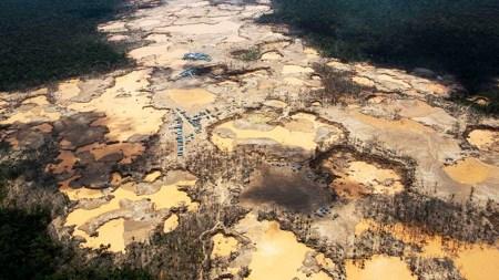 mineria ilegal amazonia