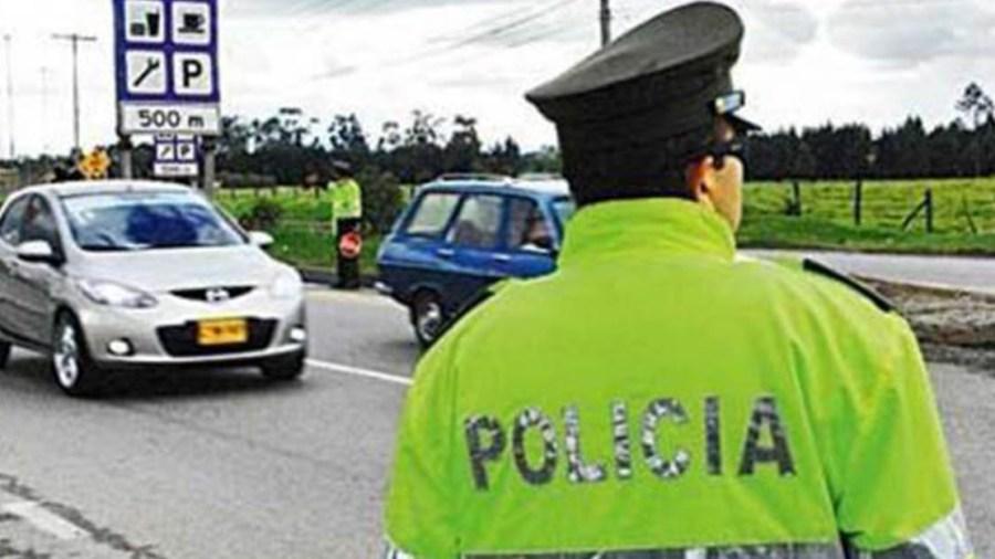 policia droga colombia